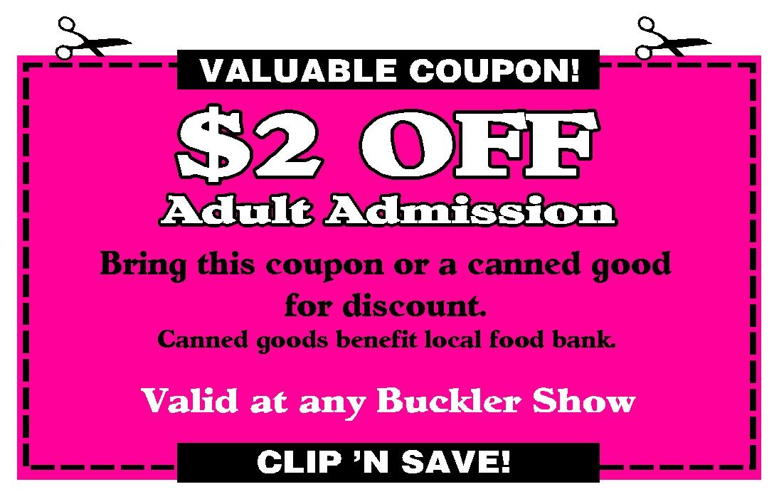 Bucklers Craft Show